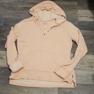 CARHARTT LIGHTWEIGHT HOODED SWEATSHIRT MEDIUM
